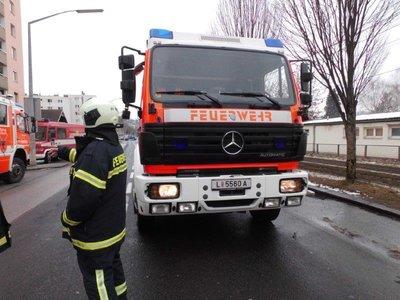 Brand Ferdinandmarklstraße
