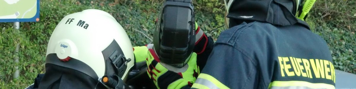Weber Rescue Schulung